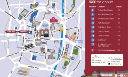 Plans for two hours free parking in Darlington unveiled