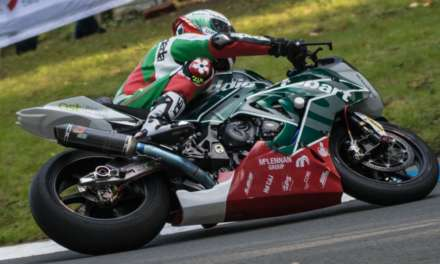 Jump on Board with Daley Mathison as he prepares for the 2018 IoM TT