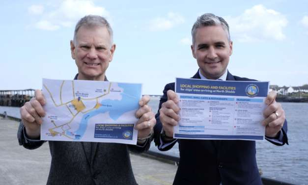 Guide to North Shields to help keep local economy in 'ship-shape' condition