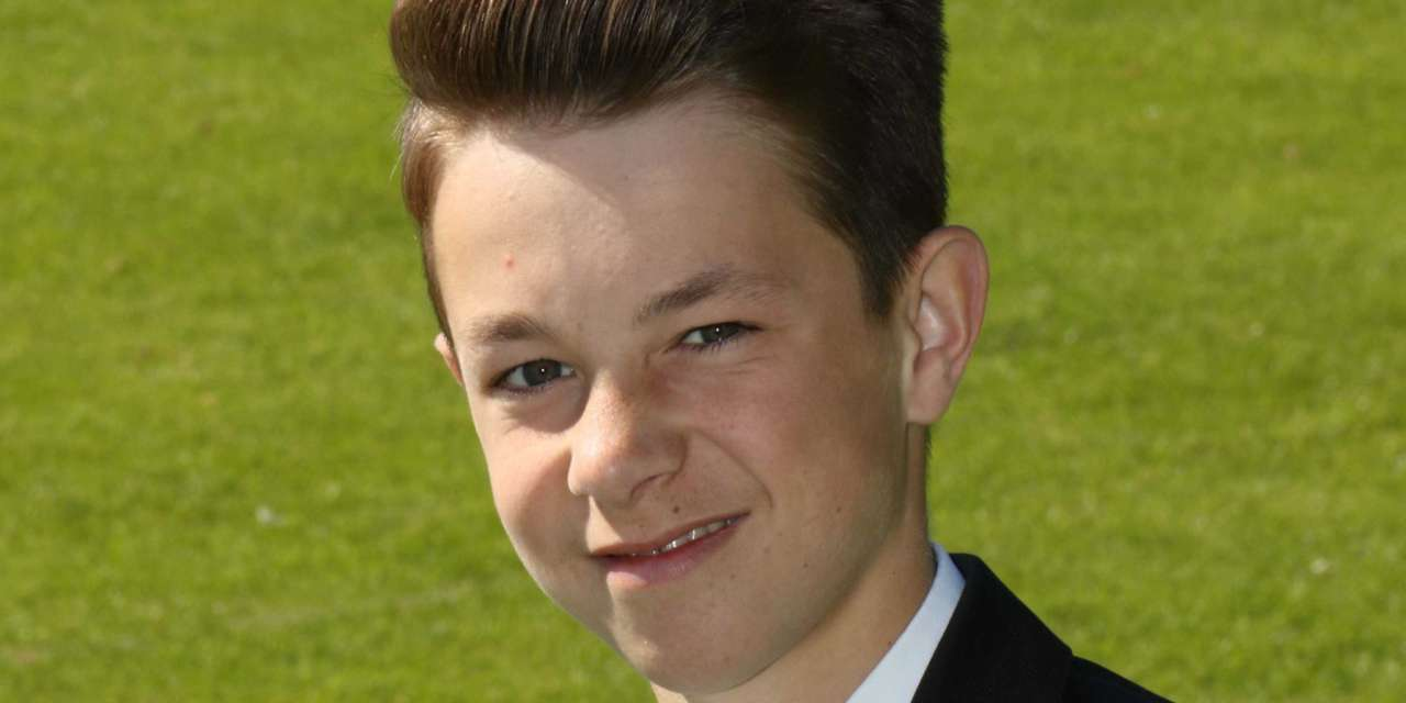 Young Footballer Prepares For National Cup Final
