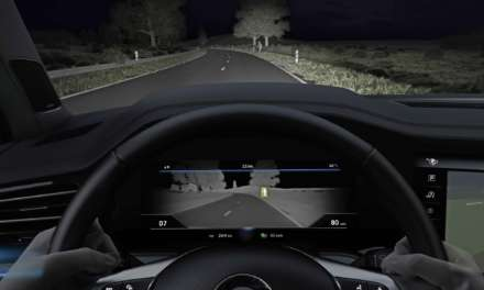 TECHNOLOGY HIGHLIGHTS OF THE NEW TOUAREG – PART 1: NIGHT VISION PROTECTS PEOPLE AND ANIMALS WHEN DRIVING IN THE DARK