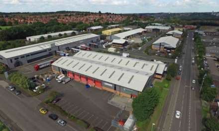 Knight Frank Newcastle completes £9.25m industrial investment deals