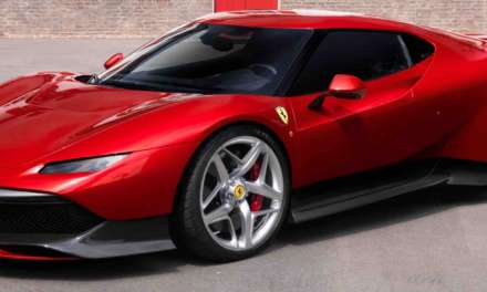 THE FERRARI SP38, THE NEW CREATION FROM THE ONE-OFF PROGRAMME