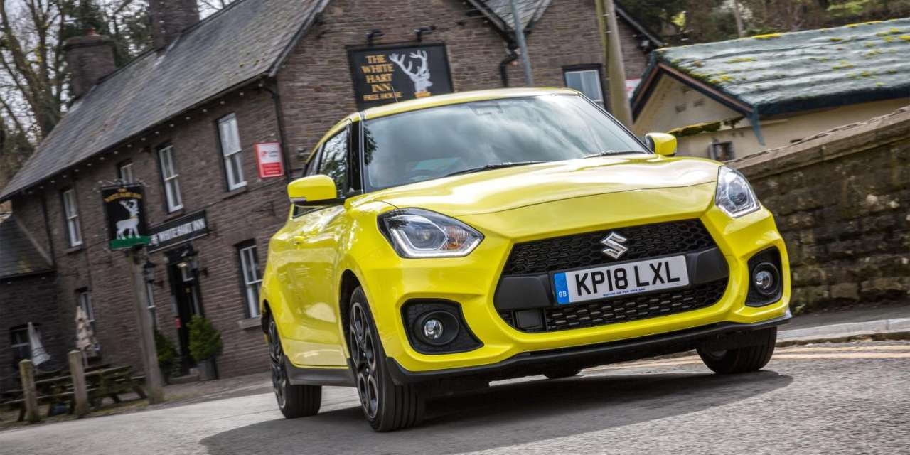 SWIFT SPORT – SUZUKIS NEW LIGHTWEIGHT SPORT SUPERMINI