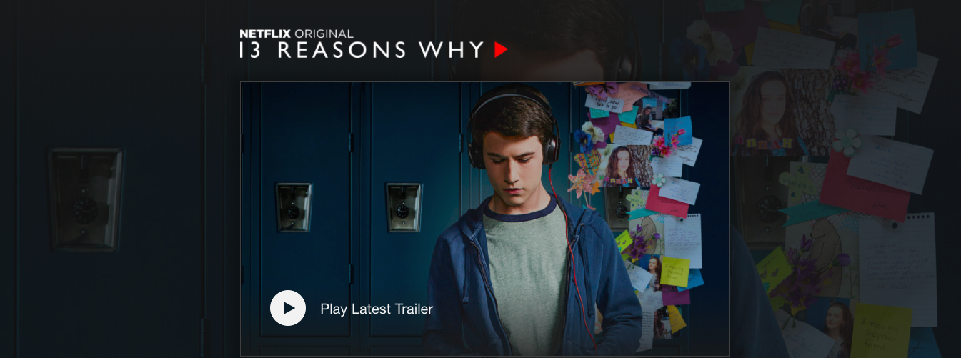 Netflix's 13 REASONS WHY Season 2 launches on May 18