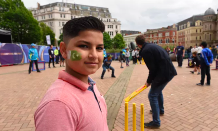 Cricket Puts a Focus on South Asian Communities