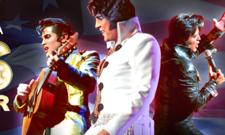 The World's Greatest Elvis Tribute Show Comes To NEWCASTLE METRO RADIO ARENA