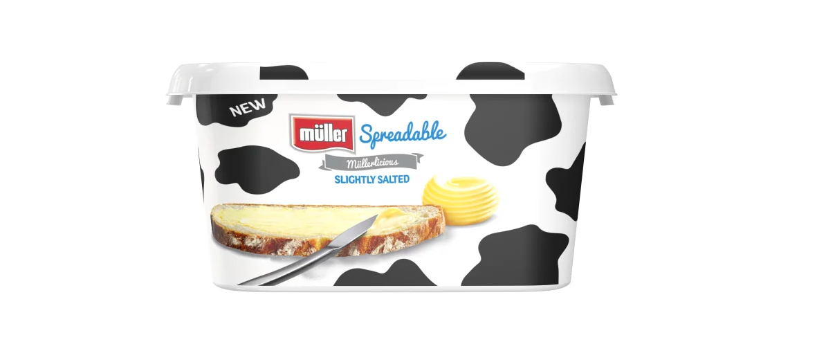 Müller enters spreadable market