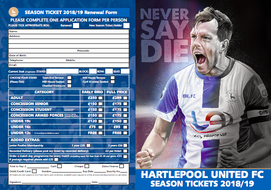 Pools Launch Free Season Ticket For Under 12s