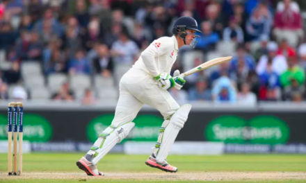 ​Keaton Jennings replaces Mark Stoneman in second Test squad