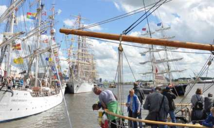 PARKING BOOKING OPENS FOR THE TALL SHIPS RACES SUNDERLAND  2018