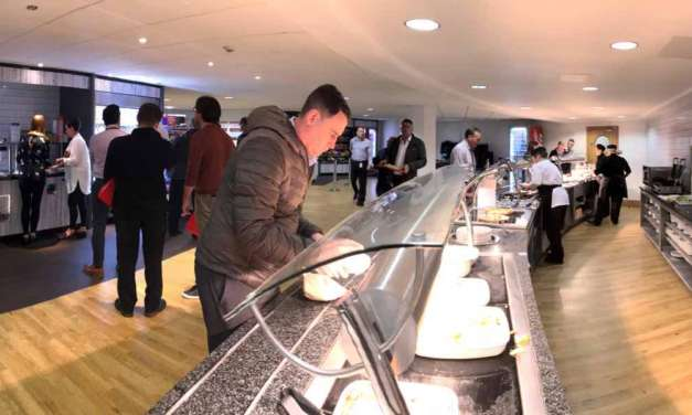 Teesside's Wilton Centre invests in upgrade of on-site restaurant
