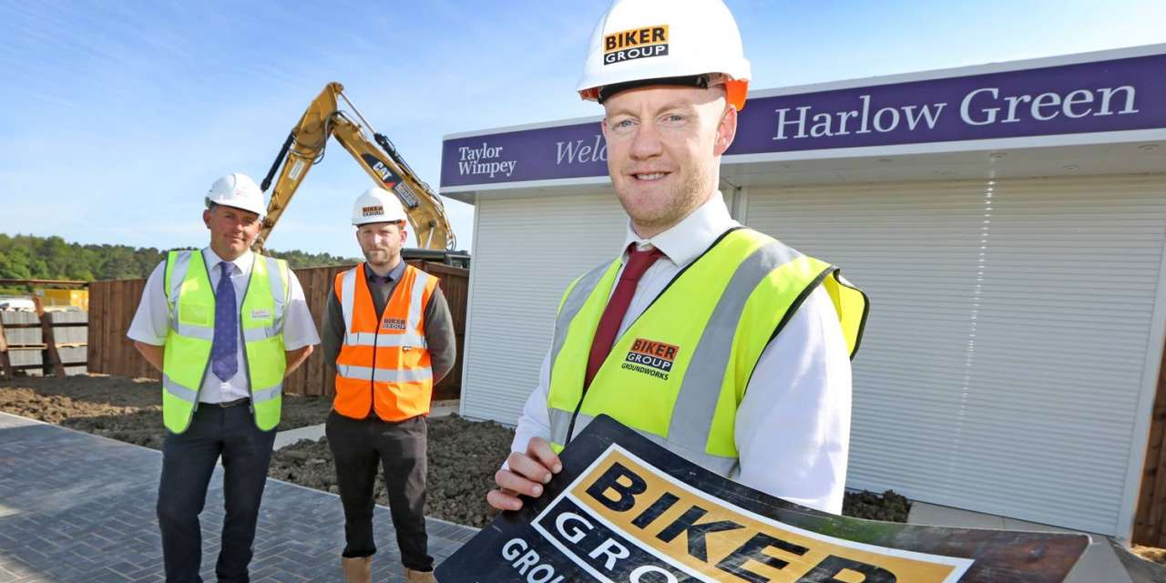 Biker Group awarded contract with one of Europe's largest housebuilders