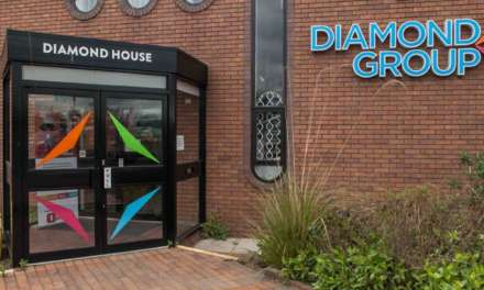 Diamond sparkles with addition of new Commercial Director