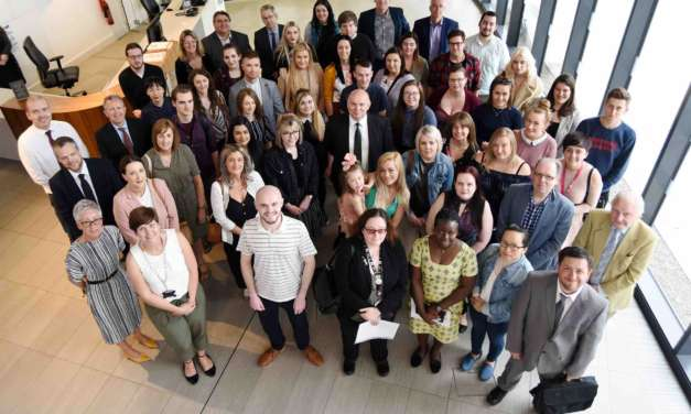 Donors thanked for contribution to student success