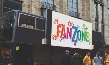 mobile fanzone brings best of summer sport to Sunderland