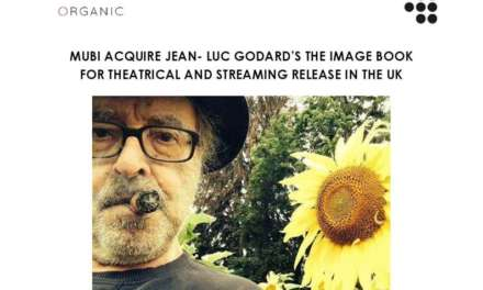 Jean-Luc Godard's new film THE IMAGE BOOK acquired by MUBI