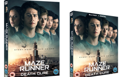 MAZE RUNNER: THE DEATH CURE – AVAILABLE ON 4K UHD, BLU-RAY AND DVD – 28TH MAY