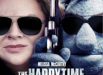 ** FIRST TRAILER & POSTER FOR THE HAPPYTIME MURDERS **