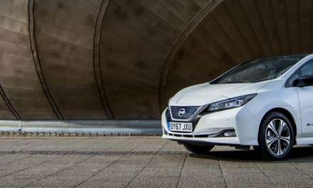 NEW NISSAN LEAF IS A 'GAME CHANGER' AT AUTOCAR AWARDS 2018
