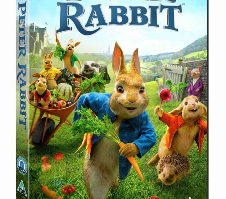 PETER RABBIT™ | On Digital Download 9 July and on 4K Ultra HD™, Blu-ray™ and DVD on 23 July
