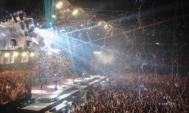 To Gig or Not To Gig: More than 8 million British adults have NEVER been to a gig