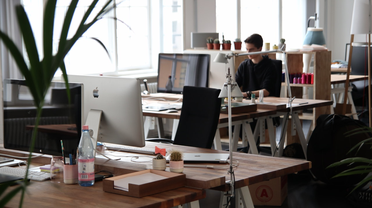 10 steps to creating a greener working environment