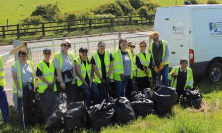 HARTLEPOOL VOLUNTEERS OUT IN FORCE FOR GREAT PLASTIC PICK UP