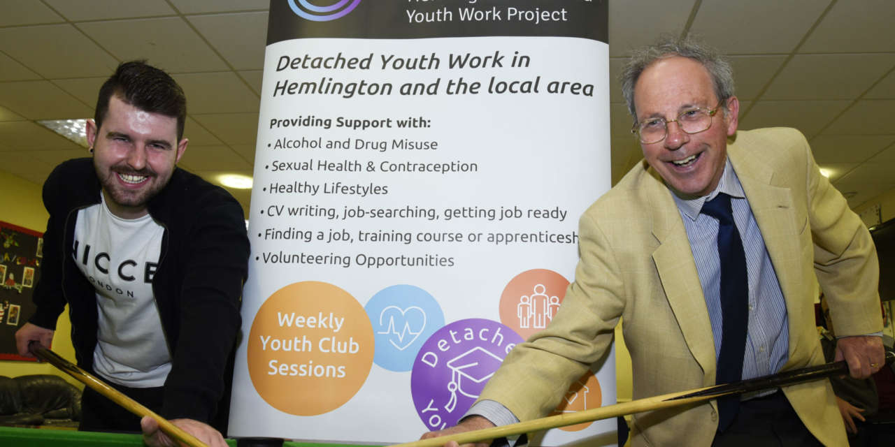 Youth club returns to Coulby Newham
