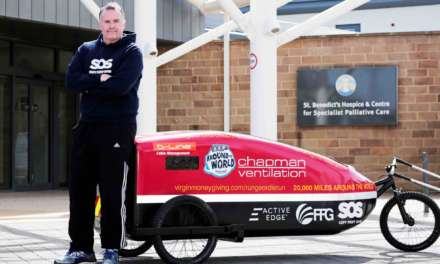 Run Geordie Run gets set for solo 2,900-mile fundraiser