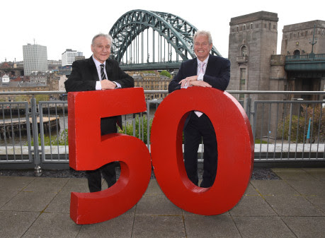 Five decades on the buses for Go North East's Roy