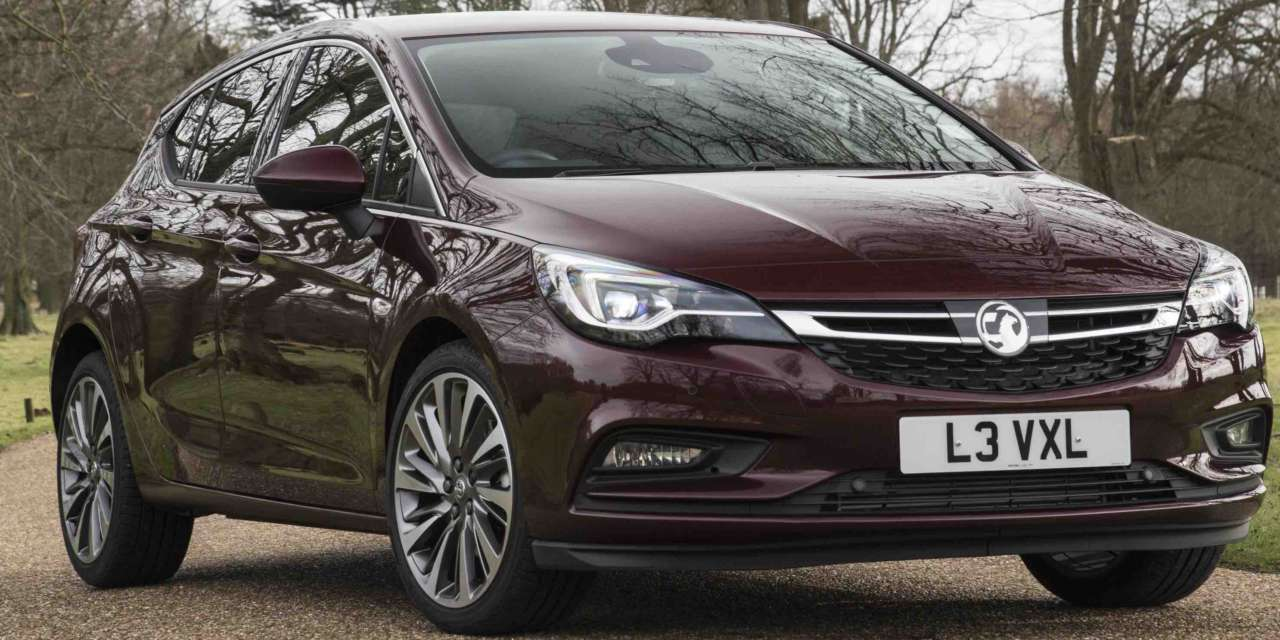 VAUXHALLS BEST-SELLING ASTRA TRANSITIONS TO EURO 6D-TEMP POWERTRAINS