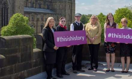 Visitors invited to light up the past and 'make their own history' in Durham