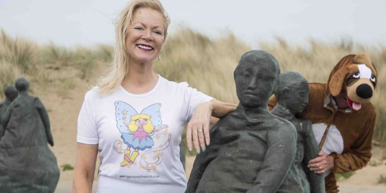 Children's Author Trail Blazes the North East onto the Map