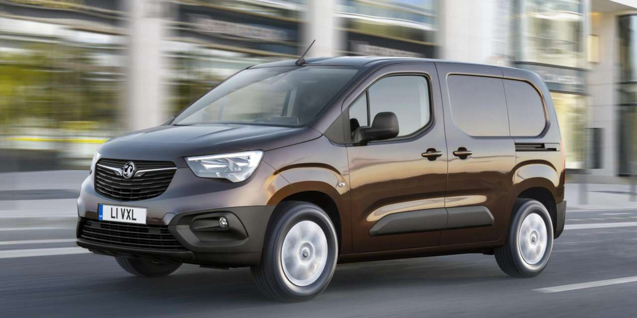 VAUXHALL REVEALS ALL-NEW COMBO VAN
