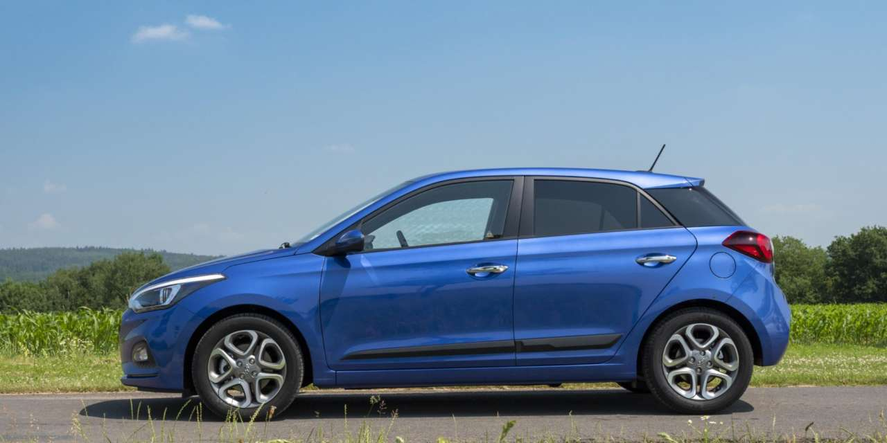 HYUNDAI MOTOR UK ANNOUNCES NEW i20 5 DOOR PRICING AND SPECIFICATIONS