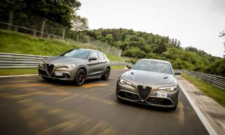 STELVIO AND GIULIA NRING: SHOWCASES OF ALFA ROMEO EXCELLENCE