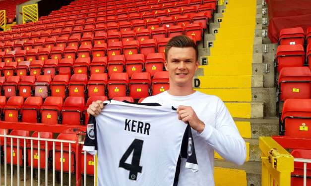 Fraser Kerr Signs For Gateshead