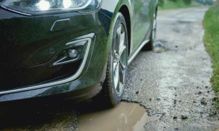 INNOVATIVE POTHOLE DETECTION SYSTEM IRONS OUT BUMPS FOR ALL-NEW FORD FOCUS DRIVERS