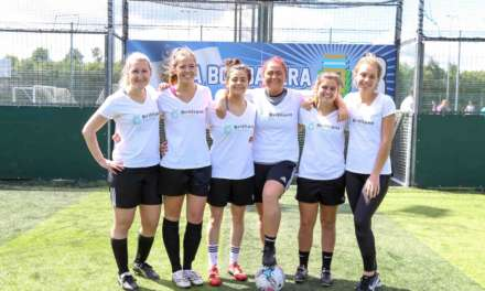 £2,500 raised for Newcastle charities at energy-industry 5-aside tournament