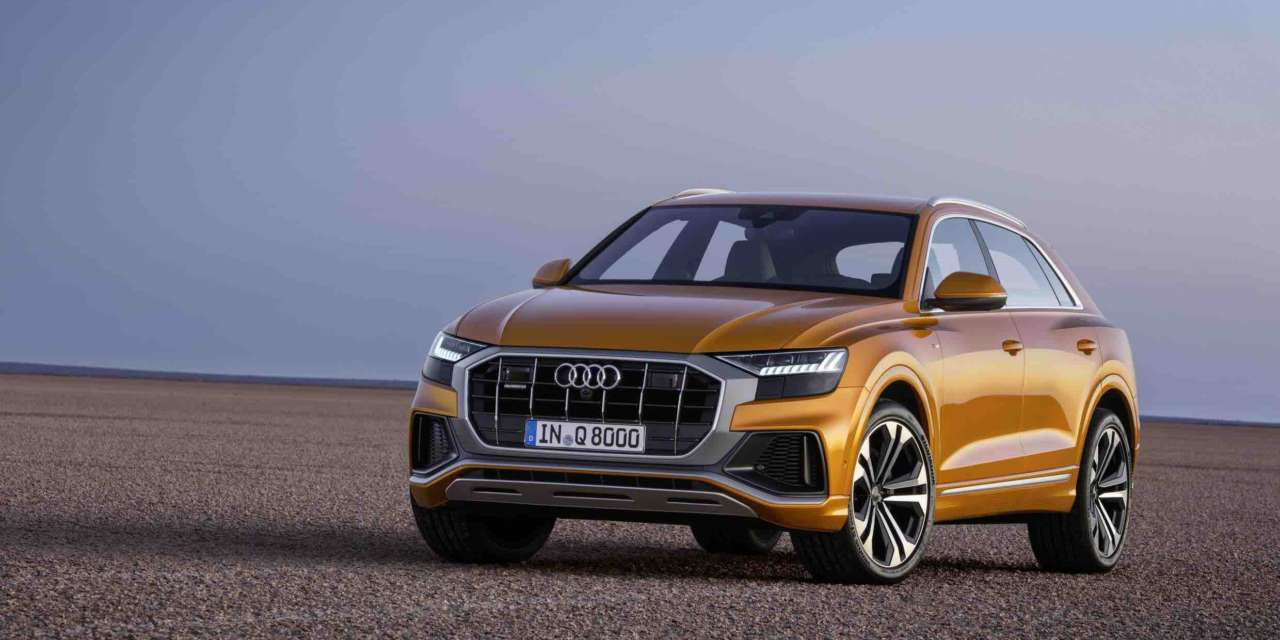 THE AUDI Q8 – THE NEW LUXURY FLAGSHIP IN THE Q RANGE