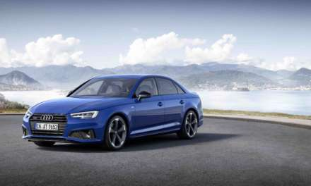 AUDI SHOWS THE CHANGING FACE OF THE A4 SALOON AND AVANT