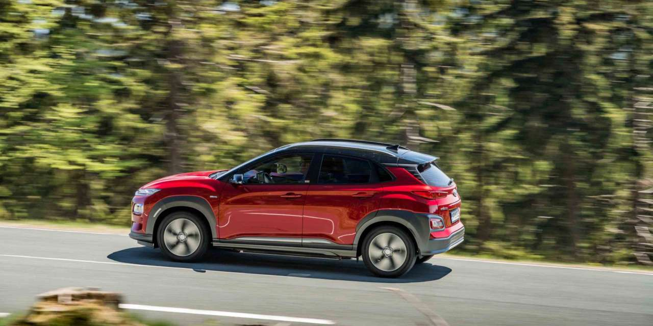 HYUNDAI MOTOR UK ANNOUNCE KONA ELECTRIC PRICING AND SPECIFICATIONS