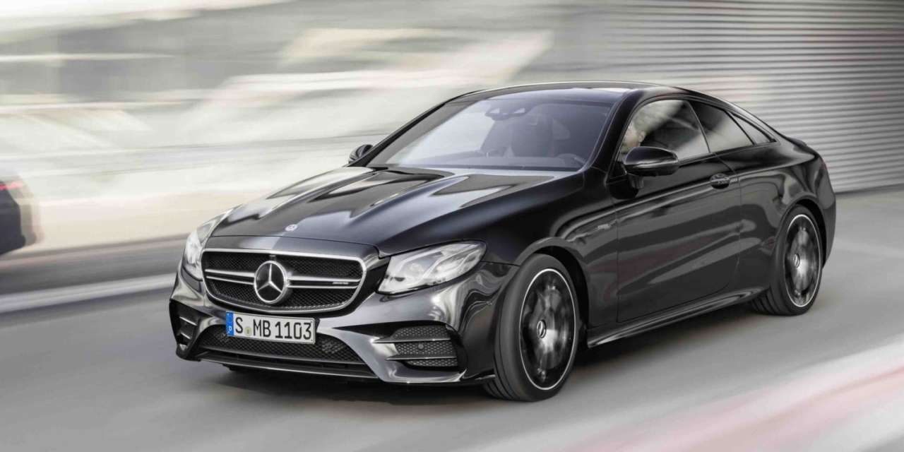 MERCEDES-BENZ E-CLASS ADDS NEW PETROL AND DIESEL ENGINES TO UK LINE-UP