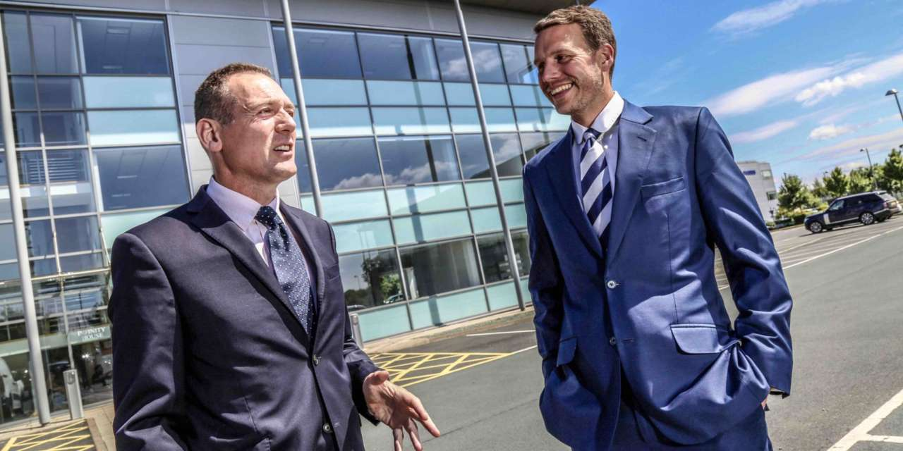 WORK STARTS ON TEES VALLEY'S BEST EVER OFFICE SPACE