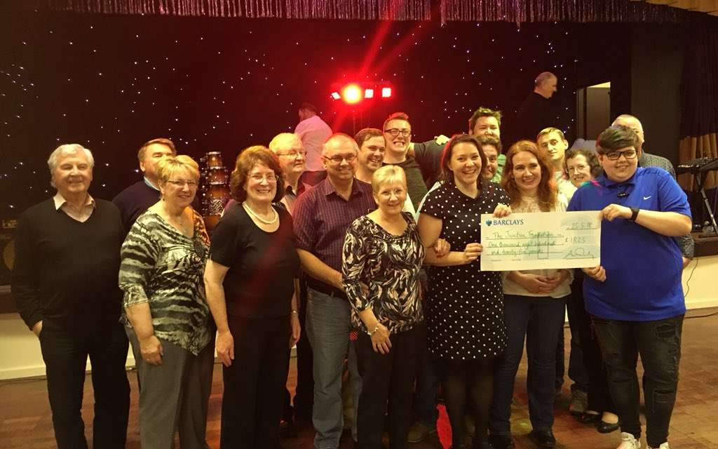 Redcar MP's music night boosts funds for young carers charity