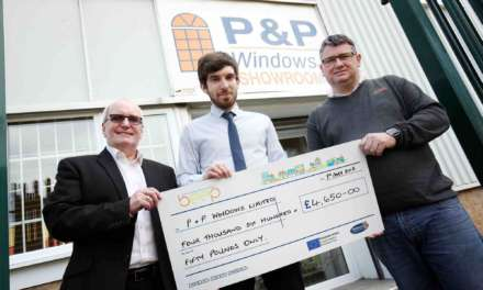 Energy reduction project cuts the costs for local business