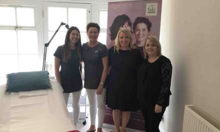 SAKS AT SEDBURY STABLES LAUNCHES SAKS BEAUTY