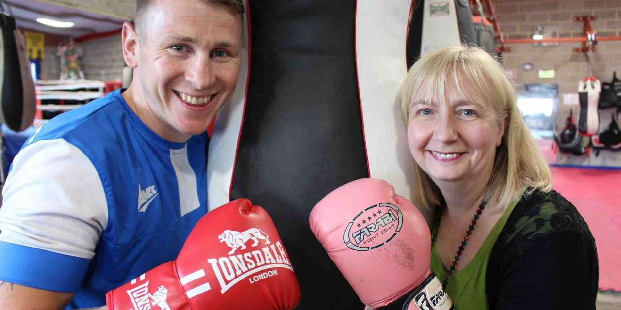 Funding helps boxing club expand