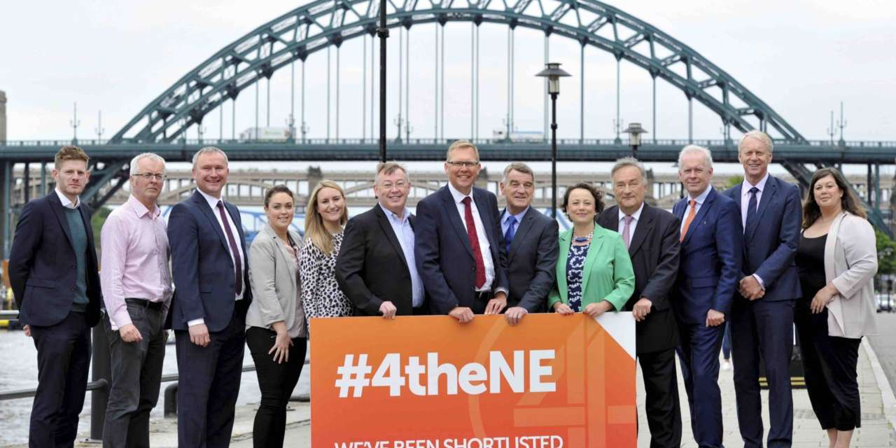 North East urged to support Newcastle and Gateshead's bid for Channel 4 hub ahead of visit next week